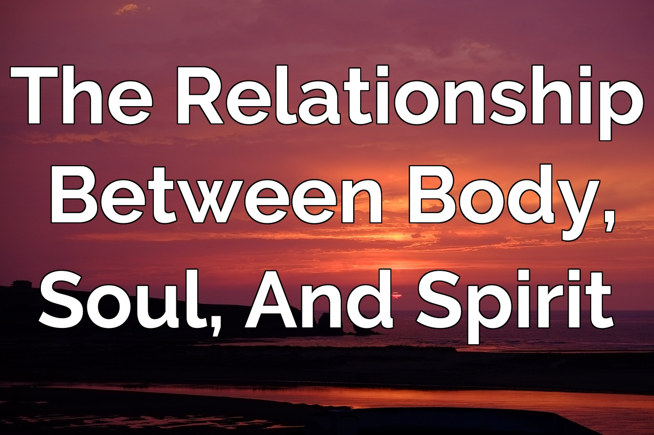relationship of mind body and spirit